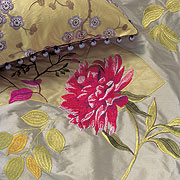 Fenton Silks - The Interior Library: Fabrics -  View Details