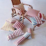 Jane Churchill/ Fabrics/ Jane Churchill ChecksStripes: View Details