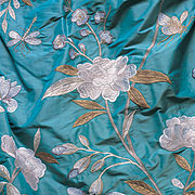 Emperor's Garden Silks - The Interior Library: Fabrics -  View Details