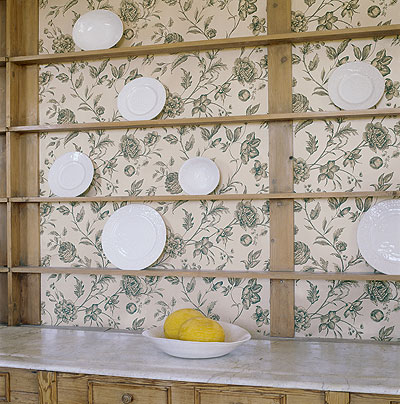 Wallpapers: Melville, The Interior Library - Interior Designers, Dublin, Ireland.
